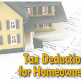 Top 3 Home Tax Deductions to Remember Before You File<span class=